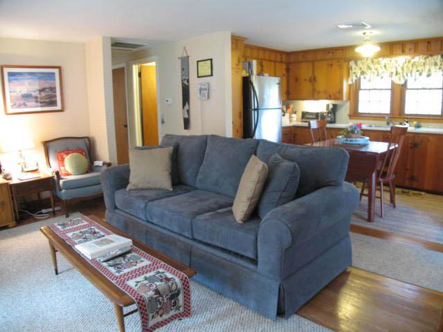 Living Room View 1 - DOG FRIENDLY lovely home with Central A/C - HA0196 - Harwich - rentals