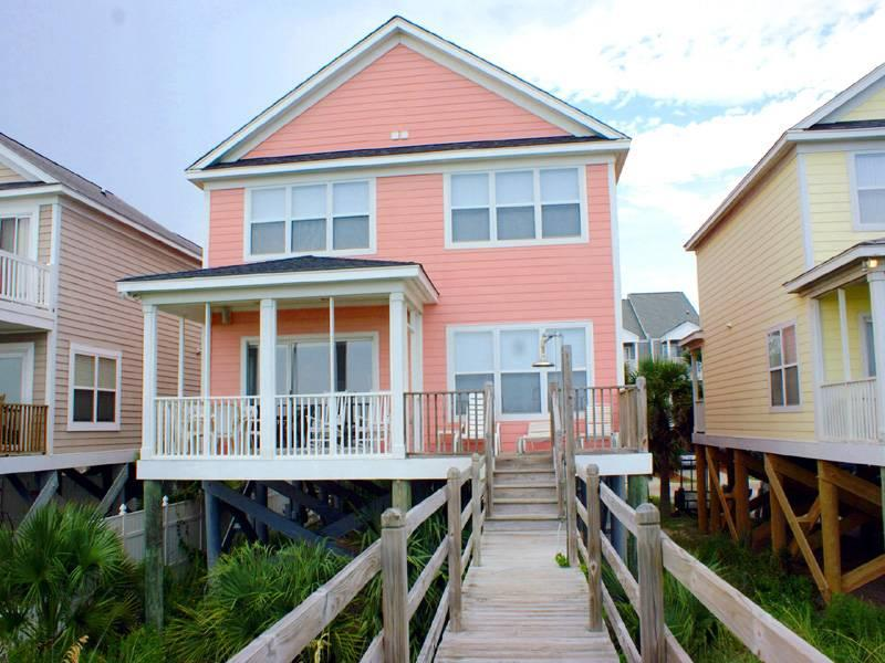 Southern Star - Image 1 - Surfside Beach - rentals