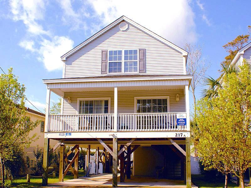 As Good As It Gets - Image 1 - Surfside Beach - rentals