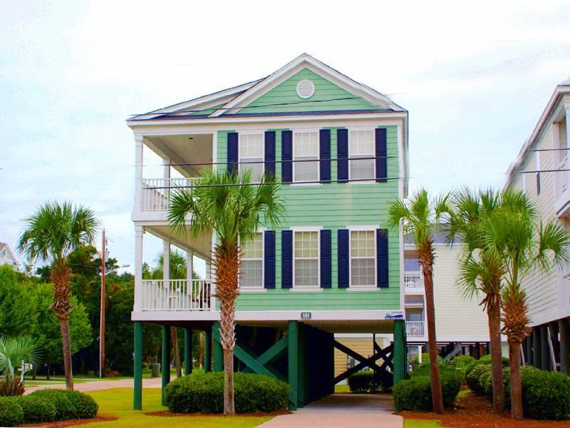 Portobello IV 808 - Image 1 - Surfside Beach - rentals