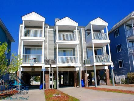 Sea View A - Image 1 - Surfside Beach - rentals