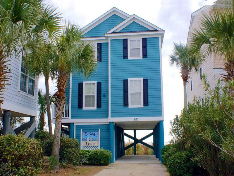 E-Sea-Livin - Image 1 - Surfside Beach - rentals