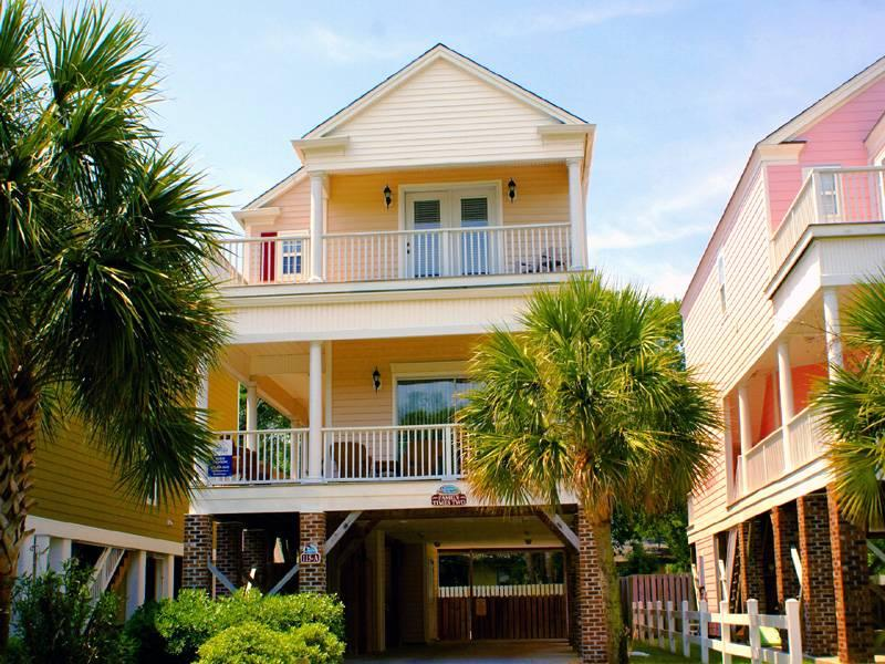 Family Times Two - Image 1 - Surfside Beach - rentals