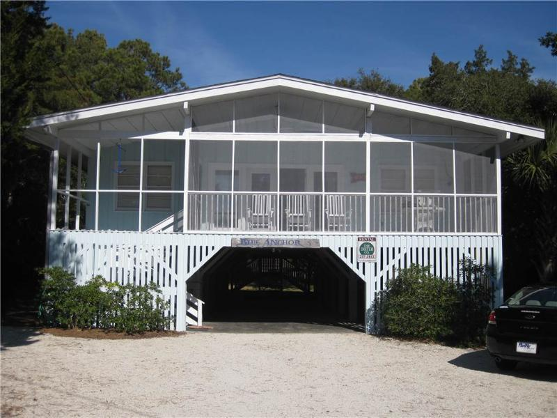 Blue Anchor - Pet Friendly - Image 1 - Pawleys Island - rentals