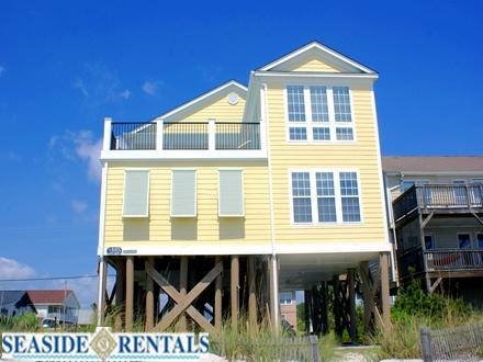 Vista Del Mar - Image 1 - Garden City Beach - rentals