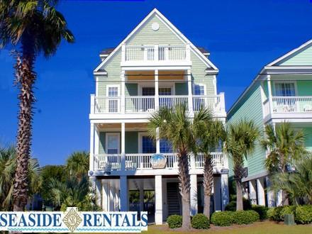 Surfin' Safari - Image 1 - Surfside Beach - rentals