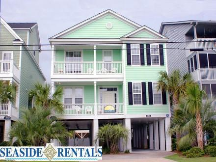 Sun-S-Up - Image 1 - Surfside Beach - rentals