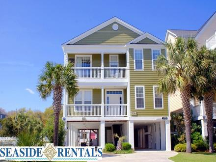 Carolina Crew - Image 1 - Surfside Beach - rentals