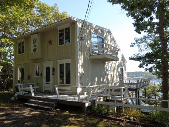 View of Rivermist - Rivermist Cottage East Boothbay - Boothbay - rentals