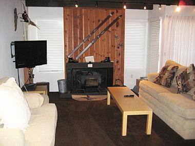 Living Room - Val d'Isere - VDI20 - Mammoth Lakes - rentals