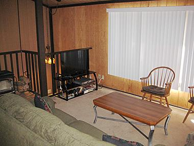 Living Room - Timberline - TL052 - Mammoth Lakes - rentals