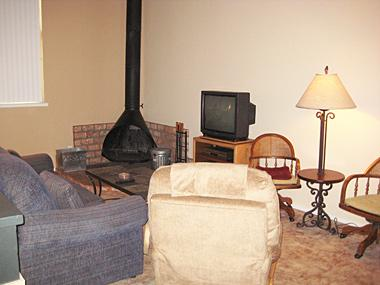Living Room - Nordica - NOR10 - Mammoth Lakes - rentals