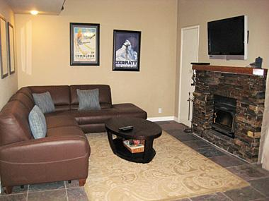 Living Room - Hidden Valley - HV134 - Mammoth Lakes - rentals