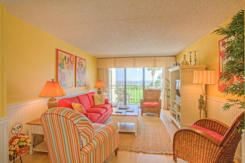 bc111-7.jpg - 2BR Oceanfront Condo at St. Simons Beach Club! Pool, Beach Access, Direct Ocean View - Saint Simons Island - rentals