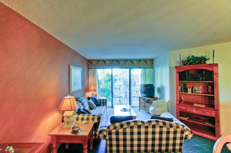 bc121-1.jpg - 3BR Oceanfront Condo at St. Simons Beach Club! Pool, Beach Access, Partial Ocean View - Saint Simons Island - rentals
