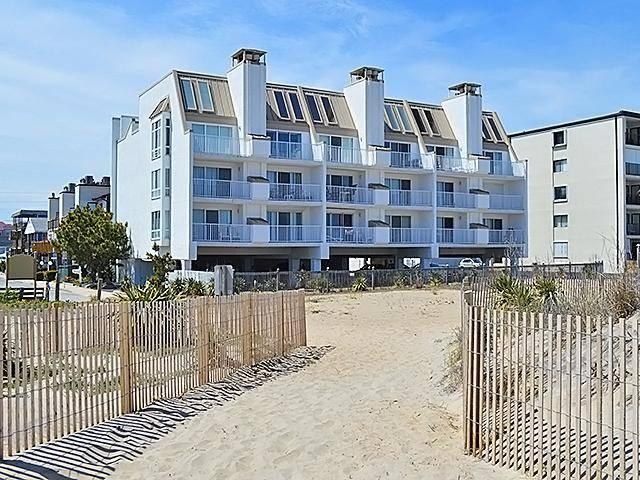 SUNRISE EAST 105 - Image 1 - Ocean City - rentals