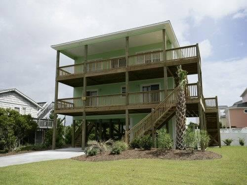 Key Lime Retreat - Image 1 - Emerald Isle - rentals