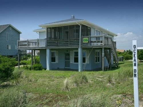 Sea & Sound Up and Down - Image 1 - Emerald Isle - rentals