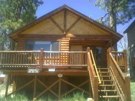 Bear Claw Bungalow #379 - Image 1 - Big Bear Lake - rentals