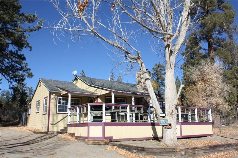 Frank's Old Bear #149 - Image 1 - Big Bear Lake - rentals