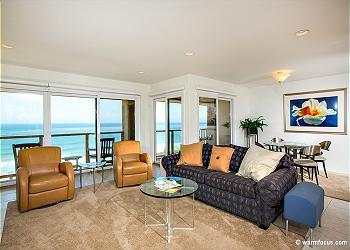 2 Bedroom, 2 Bathroom Vacation Rental in Solana Beach - (SUR63) - Image 1 - Solana Beach - rentals