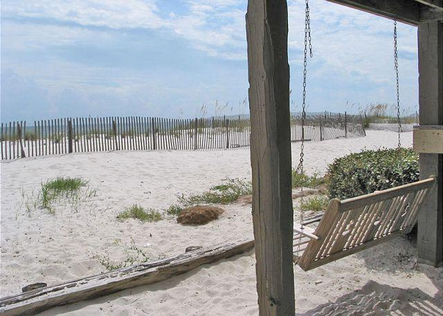 Beach View Swing - Sandpiper 3A - Gulf Shores - rentals