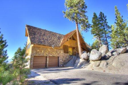 Majestic views of Lake Tahoe above Heavenly Valley - HCH1503 - Image 1 - South Lake Tahoe - rentals