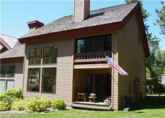 View - Rivers Bend A1- Spacious Payette River Condo with Spectacular Views. - McCall - rentals