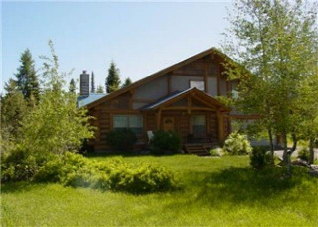 View - Log Home with Private Hot tub and Trailer Parking! - McCall - rentals