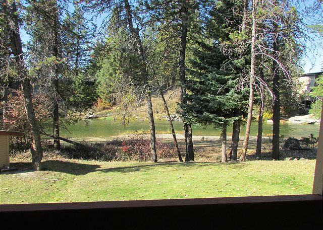Condo on the Payette River with seasonal pool and tennis courts. - Image 1 - McCall - rentals