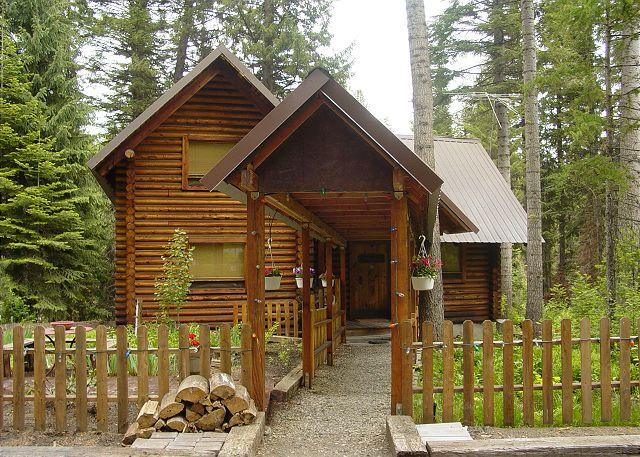 Martins on the River - Relax and enjoy this Log Cabin nestled in the Pines - Image 1 - McCall - rentals