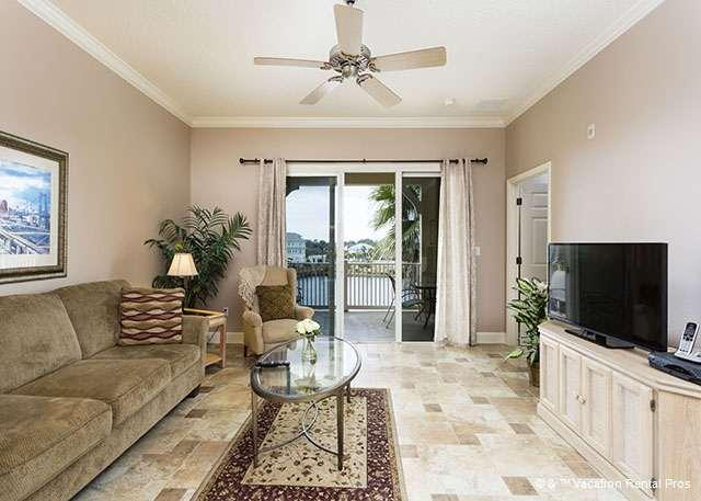 Take a load off in Cinnamon Beach House 933! - 933 Cinnamon Beach, Tile Floors, New HDTV, Wifi, 2 heated pools - Palm Coast - rentals