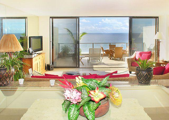 Breathtaking Ocean Views -- Watch the sun set in the Bali Hai Coast! - Image 1 - Princeville - rentals