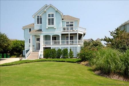 Front View - Carolina Treasure - Corolla - rentals