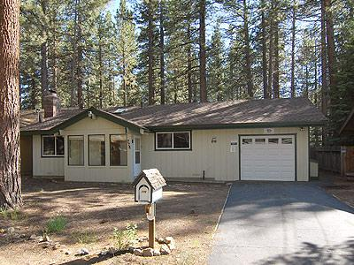 Exterior - 776 Patricia Lane - South Lake Tahoe - rentals
