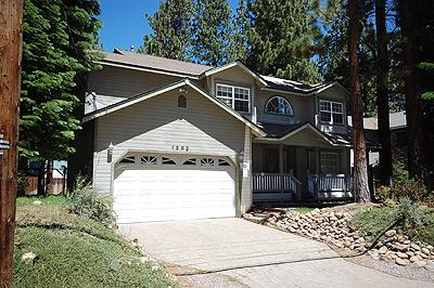 Exterior - 1203 Golden Bear - South Lake Tahoe - rentals