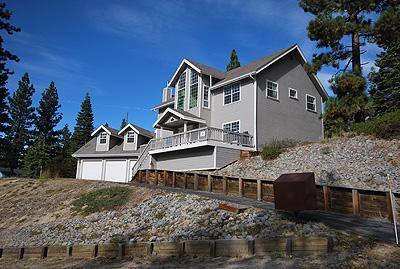 Exterior - 2184 Marshall Trail - South Lake Tahoe - rentals
