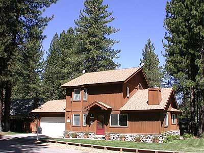 Exterior - 2543 Knox Avenue - South Lake Tahoe - rentals