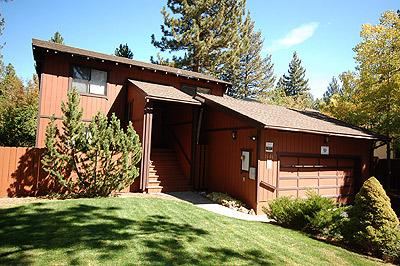 Exterior - 2806 Springwood Drive - South Lake Tahoe - rentals