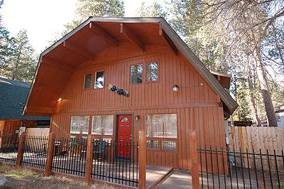Exterior - 3689 Spruce Avenue - South Lake Tahoe - rentals