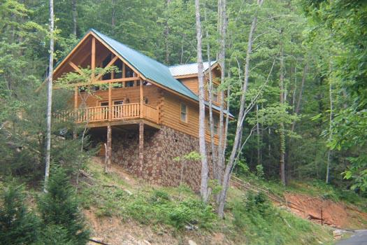 Awesome Escape - Image 1 - Gatlinburg - rentals