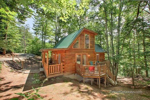 Bear Top Hideaway - Image 1 - Gatlinburg - rentals