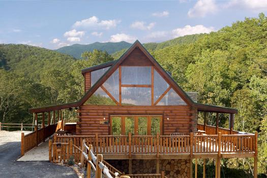 Heavenly Bear - Image 1 - Pigeon Forge - rentals