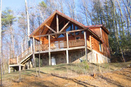 Lincoln Logs - Image 1 - Gatlinburg - rentals