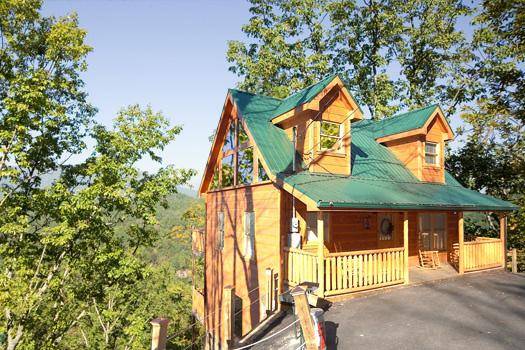 Smoky Mountain Mist - Image 1 - Gatlinburg - rentals