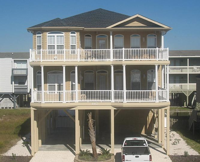 187 East First Street - East First Street 187 - Three Gulls - Ocean Isle Beach - rentals
