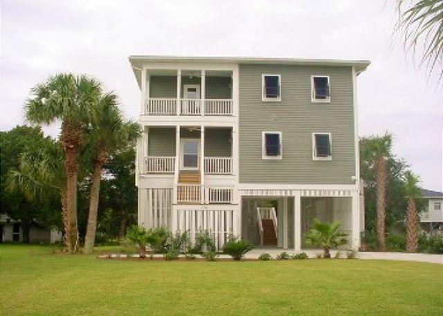 Exterior - Good Graces - Gorgeous Home With Private Pool & Ocean Views - Edisto Beach - rentals