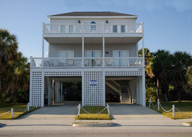 Sounds of Laughter - Unmatched Ocean Views, Private Heated Pool - Image 1 - Edisto Beach - rentals