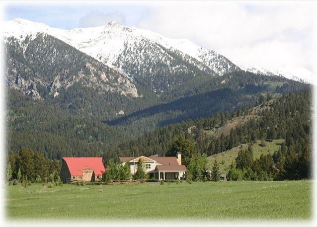 A gorgeous setting in the Bridger Mountains - halfway between Bozeman and Bridger Bowl ski area - Bridger Hills Retreat - Bozeman - rentals