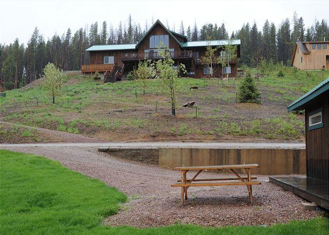 The home looks out to Georgetown lake - Mountain Lake Lodge - Anaconda - rentals